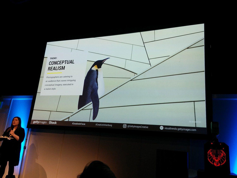 """OMR 2018: Vortrag zum Trend """"Konzeptioneller Realismus"""""""