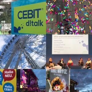 CEBIT 2018: Digital Friday Erfahrungsbericht von Katharina bei Windrich & Sörgel