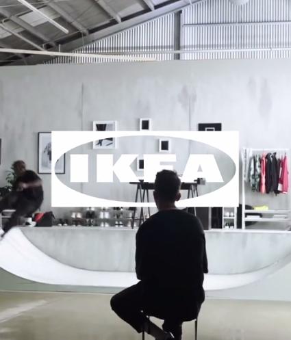 IKEA: Neues transparentes Logo