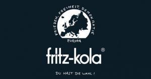 Kampagne: Fritz Kola für Europawahl