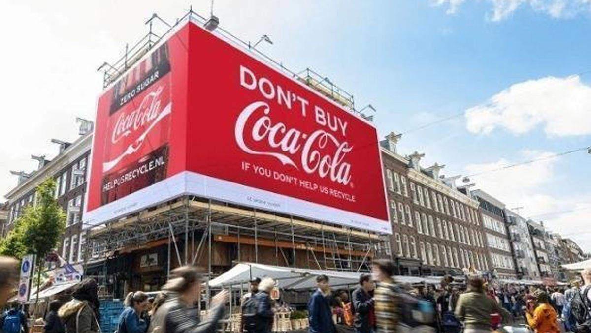 Coca-Cola: Aktion für Recycling