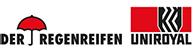 Logo Der Regenreifen - Uniroyal