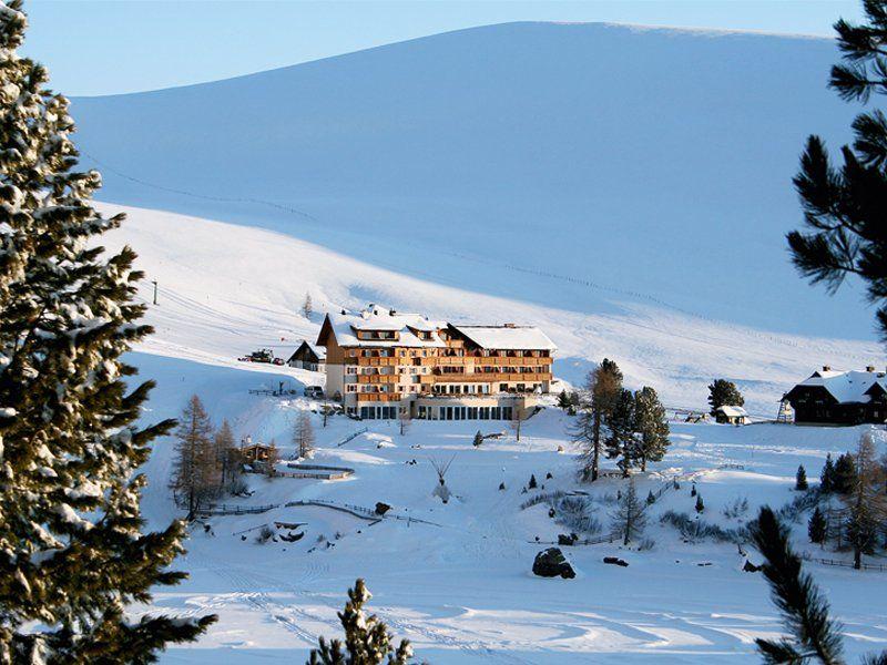 Heidi-Hotel im Winter