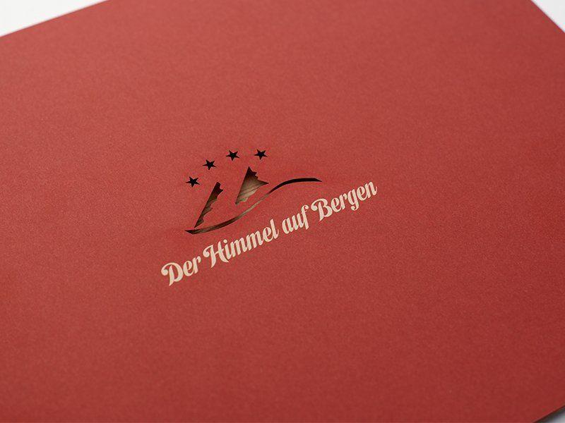 Heidi-Hotel Imagebroschuere Titel Detail