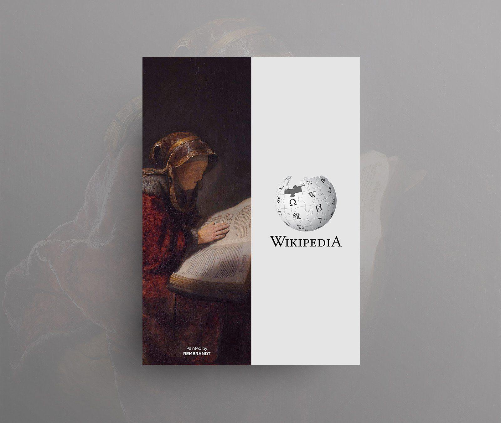 Design Trends 2020 - 06: Großflächiger Minimalismus am Beispiel der Wikipedia Zeitreise, Riccardo Vicentelli