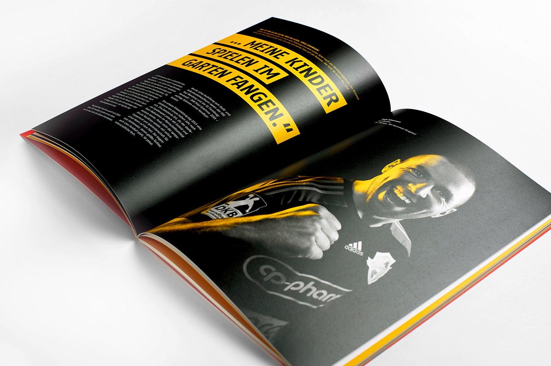 Toto Lotto Geschäftsbericht 2015 Print