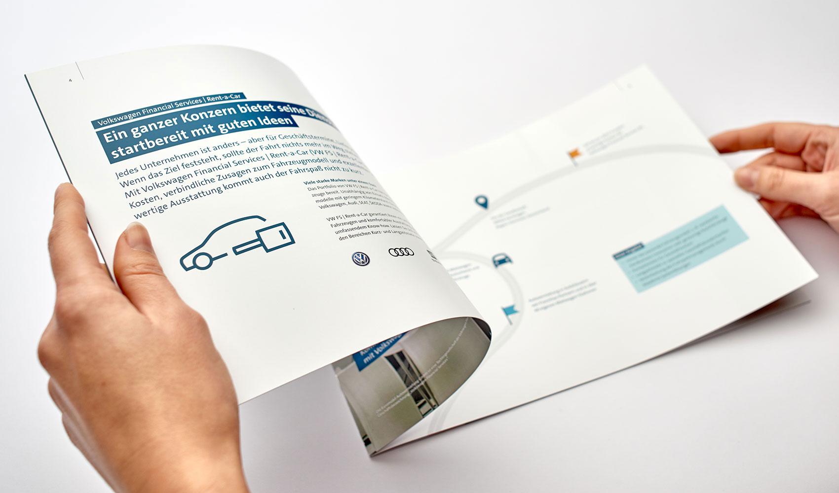 VWFS Rent-a-Car Broschüre