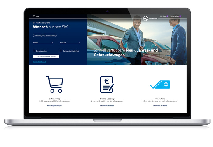 Volkswagen Gebrauchtfahrzeughandels und Service GmbH (VGSG)
