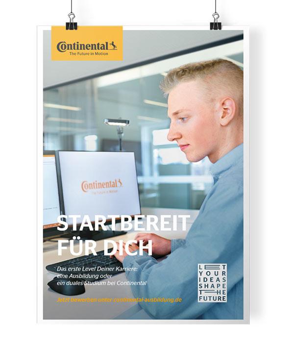 Continental AG - Ausbildungsmarketing Deutschland
