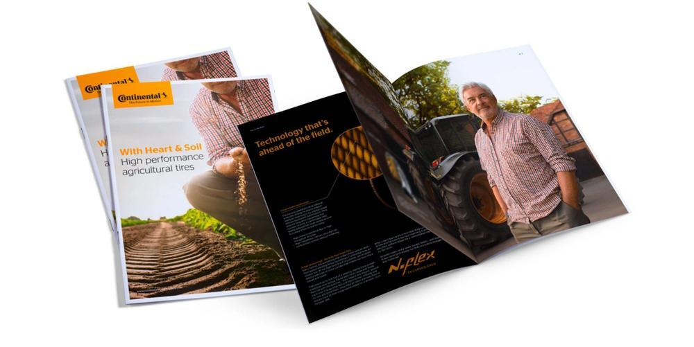 Continental Commercial Specialty Tires – Agricultural Tires Broschüre