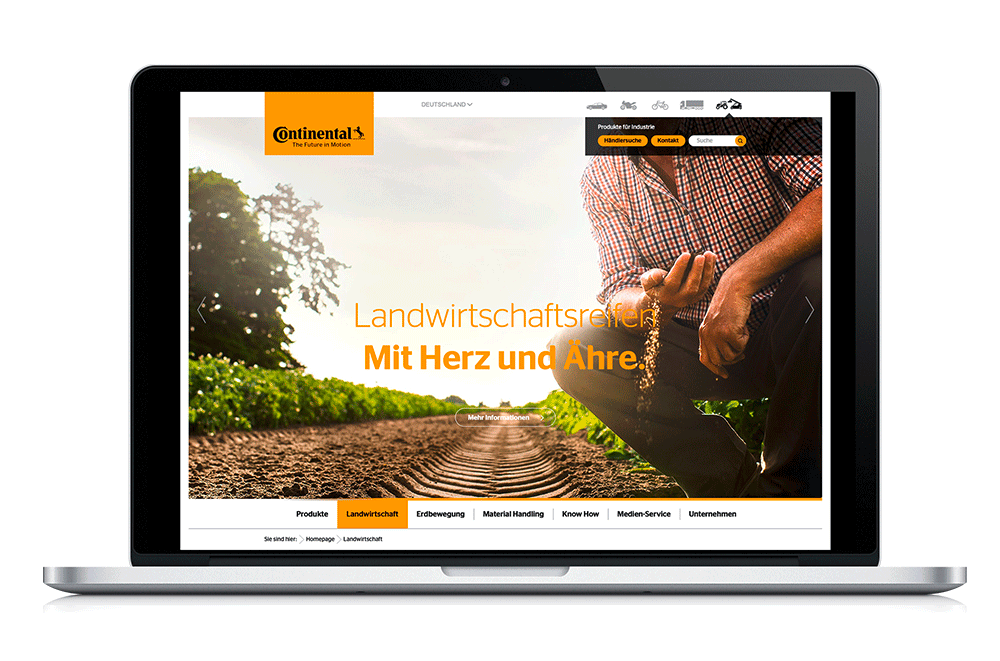 Continental Commercial Specialty Tires – Agricultural Tires Online